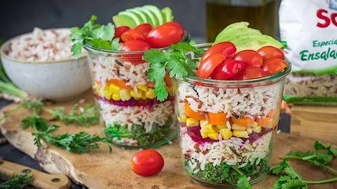 Cuatro recetas de 'arroz con cosas' para compartir en familia
