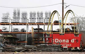 EEUU se agota: adiós al Big Mac, la Coca-Cola y el 'shopping mall'