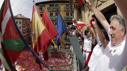 ¿Presidirá de nuevo la ikurriña el chupinazo de San Fermín?