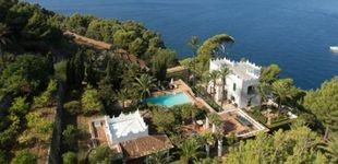 Post de Michael Douglas se plantea su casa de Mallorca como su