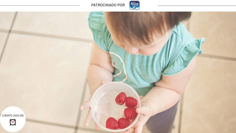 Es probable que en la alimentación diaria de tu hijo falten nutrientes