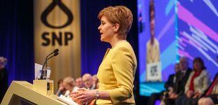Post de Sturgeon, sobre un nuevo referéndum escocés: Londres