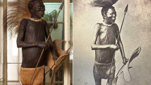 El Negro nos pertenece: el bosquimano disecado de Banyoles se venga de Cataluña