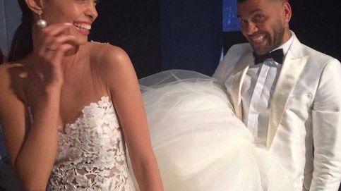 Dani Alves y su novia, Joana Sanz, se han casado en secreto