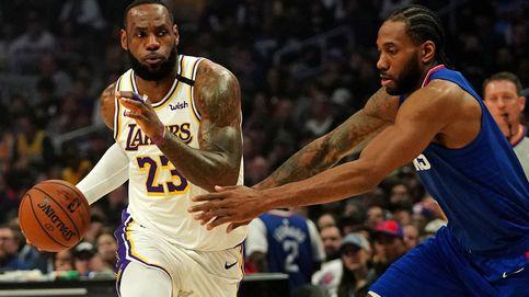 La NBA confirma el regreso de los 'playoffs' y anuncia medidas sociales