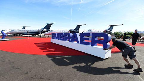 El virus se lleva por delante, tras dos años negociando, la alianza Boeing-Embraer