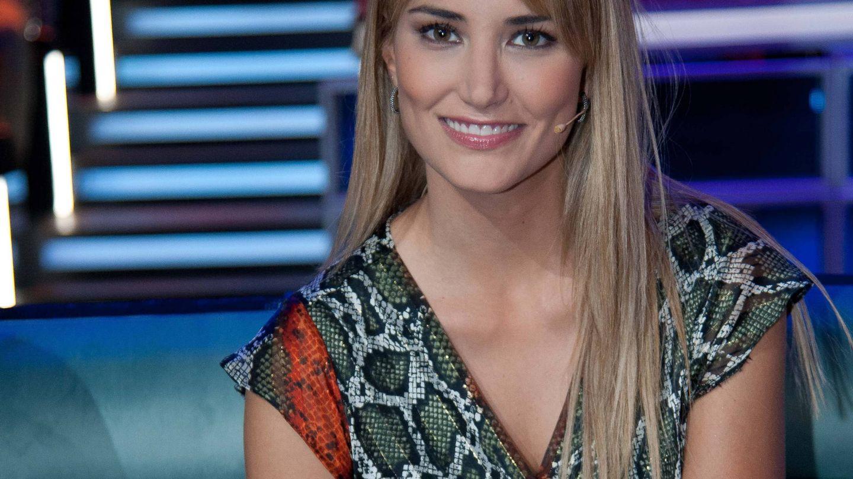 Alba Carrillo.