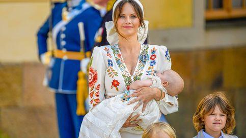 La firma del vestido de Sofía, el homenaje a Avicii y otros detalles del bautizo de Julian de Suecia