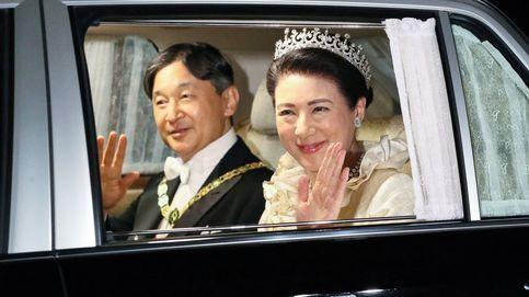 Bromas a Letizia, piropos a Victoria... La felicidad (inesperada) de Masako de Japón