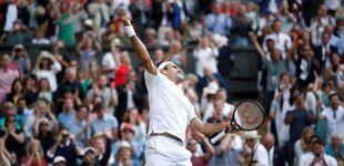 Post de Federer - Djokovic, en Wimbledon: horario y dónde ver en TV y 'online'