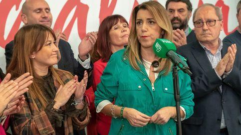 Díaz llama a todos los partidos a parar a la extrema derecha en Andalucía