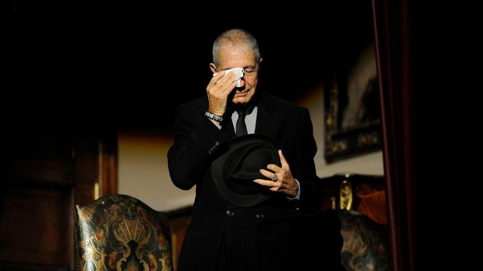 Foto: El cantante, compositor y poeta Leonard Cohen. (Reuters)