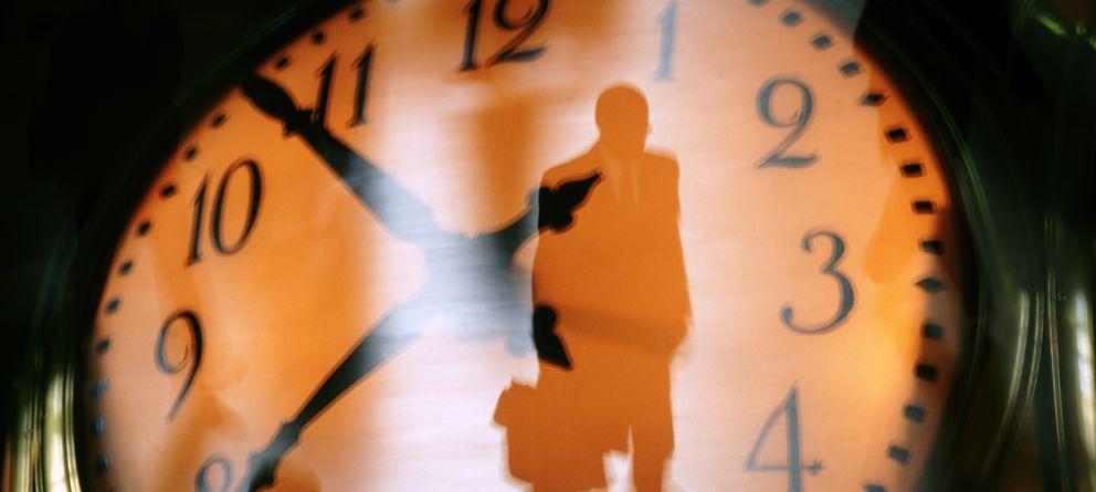 Foto: El botón de reinicio podría corregir los desajustes entre el medio que nos rodea y nuestros relojes biológicos internos. (Corbis)