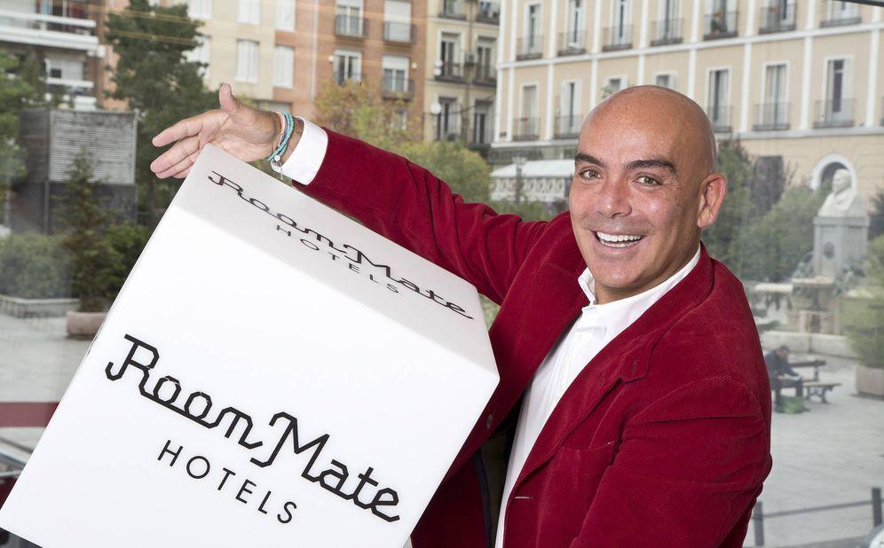 Foto: Kike Sarasola, presidente y fundador de Room Mate y BeMate.