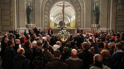 Franco y el Cristo de Beobide, incompatibles