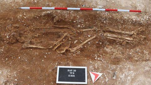 Hallan la tumba de un héroe del siglo VI: ¿quién era el señor de la guerra de Marlow?