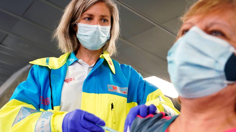 Madrid estrena un sistema de autocitación para vacunarse contra el covid-19
