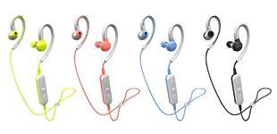 Post de Pioneer presenta los E6, sus coloridos auriculares deportivos 'wireless'
