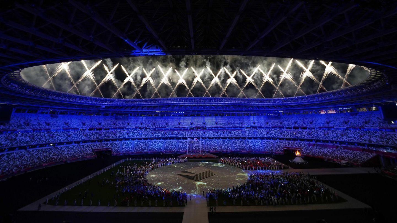 Más imágenes de la Clausura de la cita olímpica. (EFE)