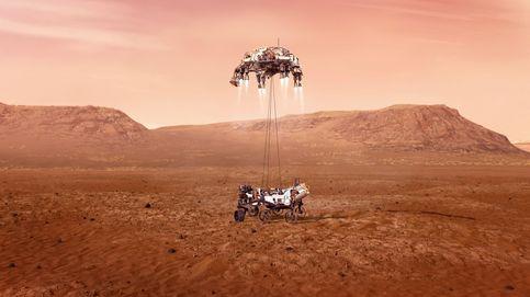 El agua de Marte podría estar oculta en su superficie