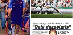 Post de El misterioso grano de Marco Asensio y otras 10 lesiones absurdas de futbolistas