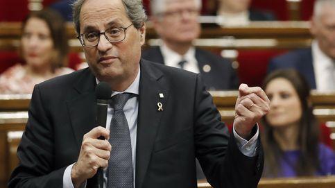 Torra desafía al Constitucional catalán y tira adelante con su decretazo pro-okupas