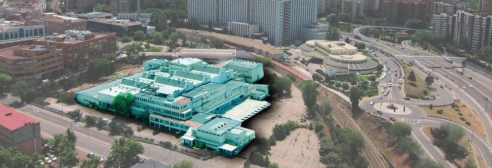 Foto: Antigua fábrica Clesa donde Metrovacesa quería desarrollar viviendas.