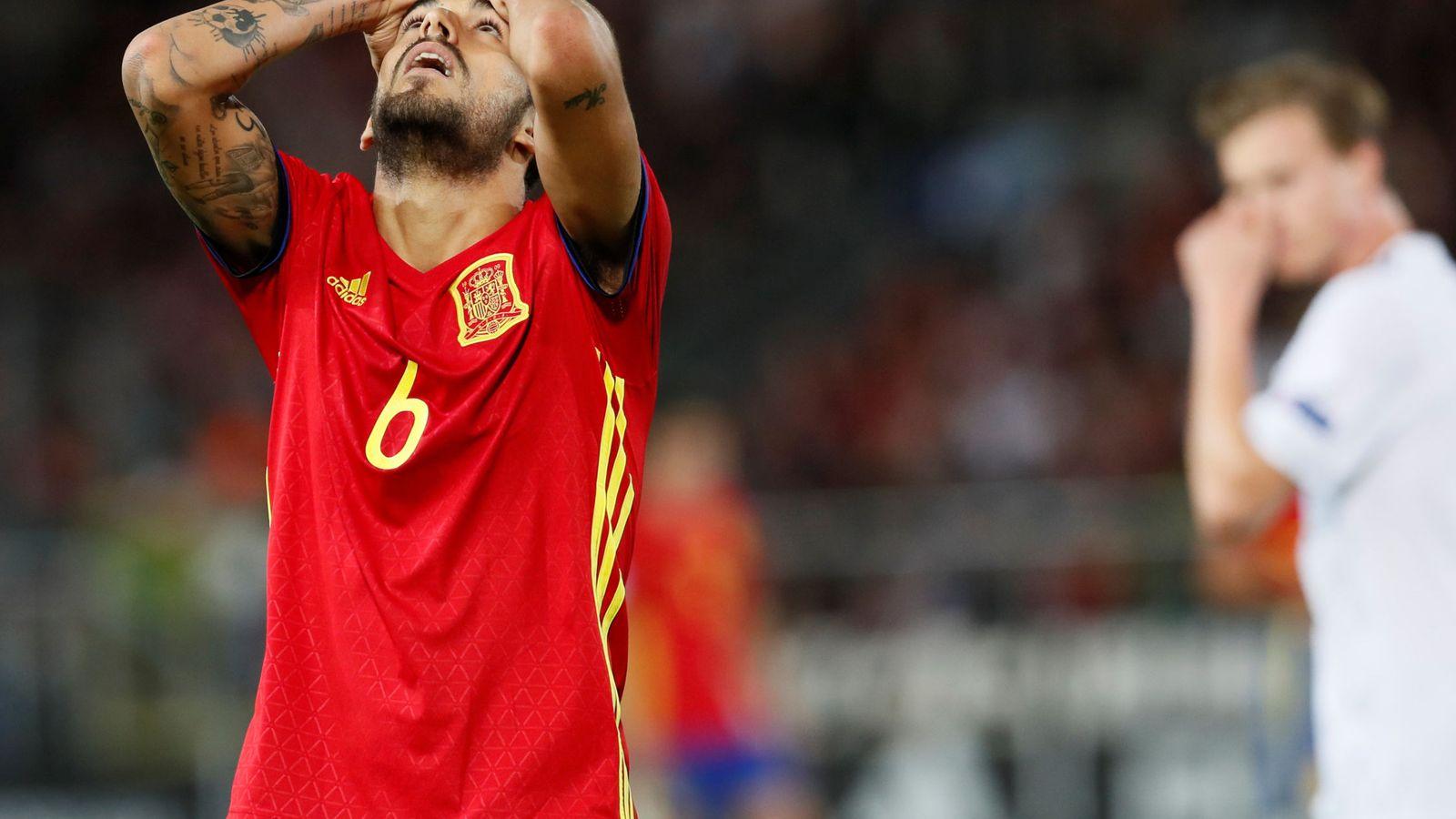 Foto: Ceballos no pudo lucir en la final. (Reuters)
