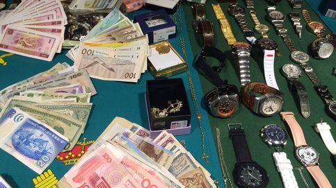 La Guardia Civil encarcela a una banda de perfeccionistas ladrones de chalés