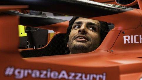 ¿No quieres caldo?: dos tazas Carlos Sainz y Ferrari ante el amargo sorbo de Silverstone