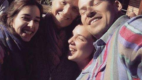 La familia Bosé encuentra la paz en Segovia en sus momentos más difíciles
