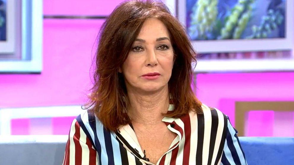Ana Rosa, molesta con la directora de su programa tras ver una escena sexual