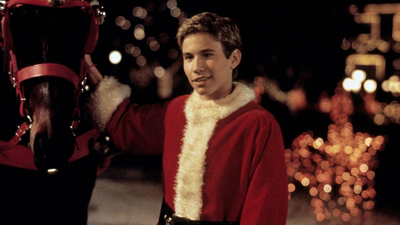Jonathan Taylor Thomas, en 'Vuelve a casa por Navidad... si puedes'. (CP)