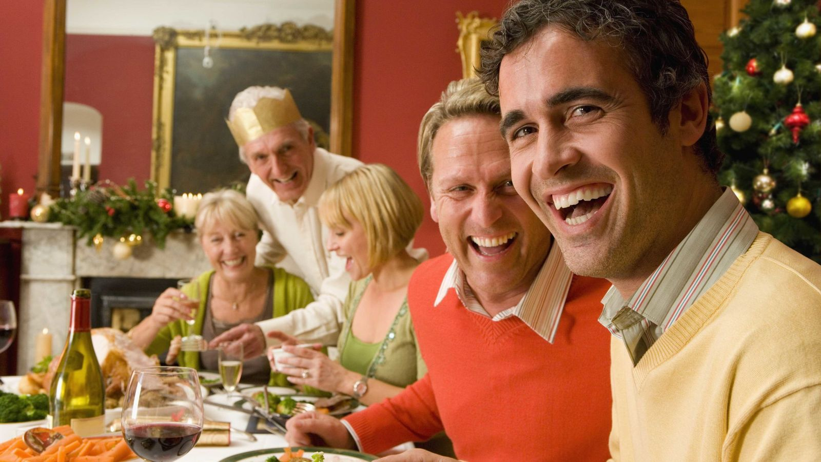 Alimentaci n nochevieja de pesadilla mi familia va a - Cena para noche vieja ...