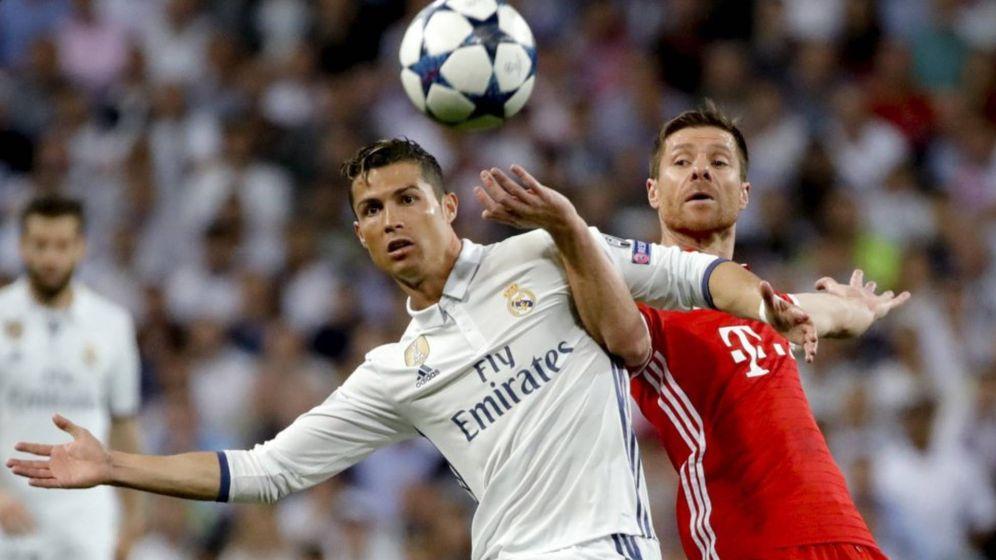 Foto: El Real Madrid se impuso este martes al Bayern de Múnich. (Atresmedia)
