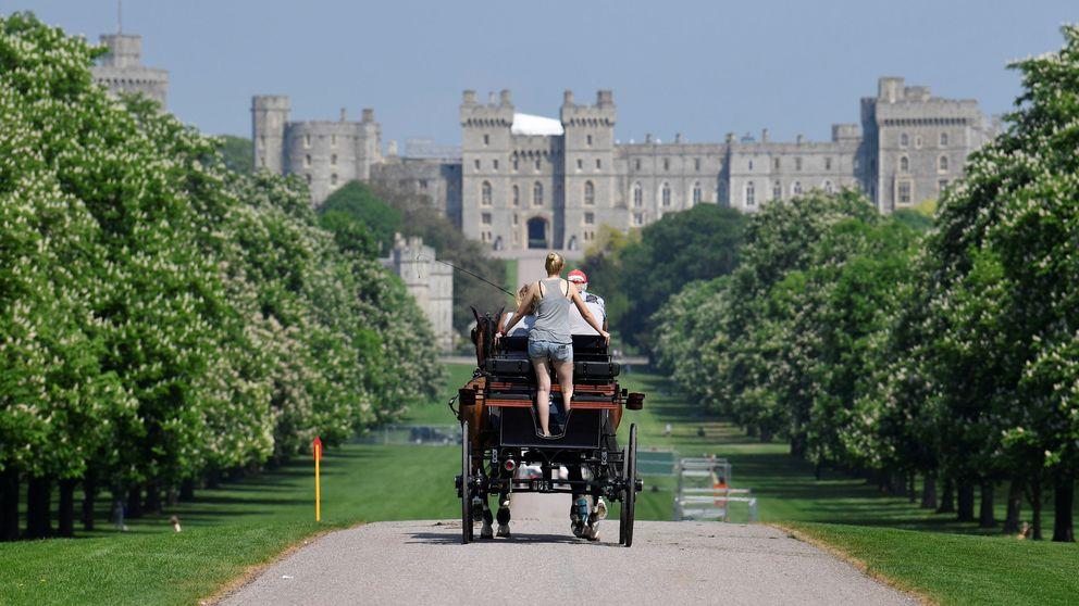 Un récord guiness, scanners de seguridad... Así se prepara Windsor para la boda de Harry y Meghan