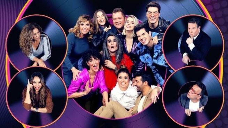 Imagen promocional de 'Tu cara me suena 8'. (Atresmedia)