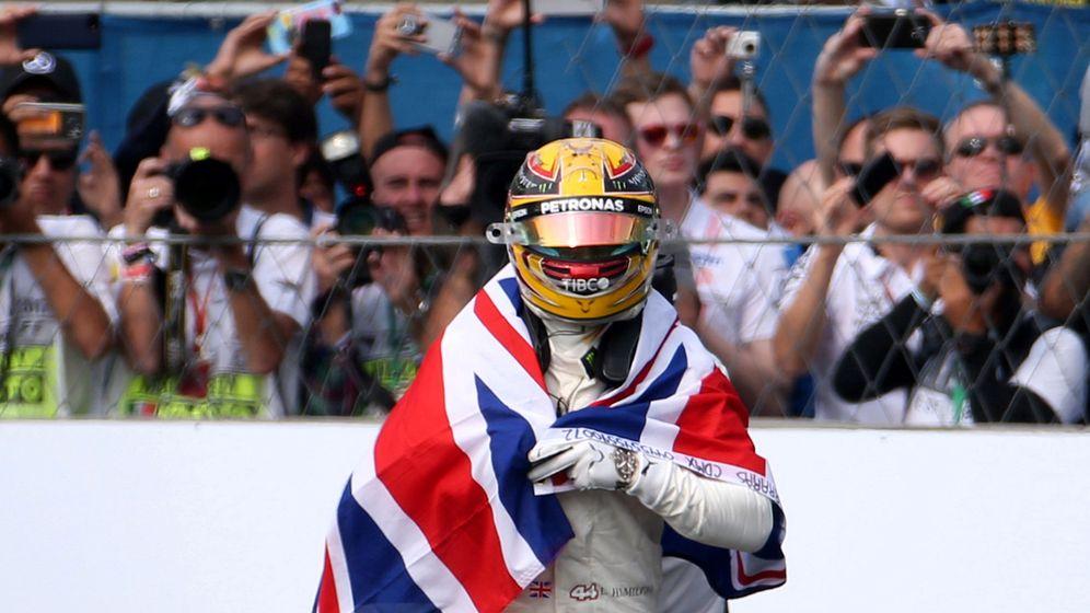 Foto: Las mejores imágenes del Gran Premio de México de Fórmula 1