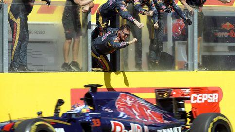 Verstappen, confiado de su potencial para los próximos años en la Fórmula 1
