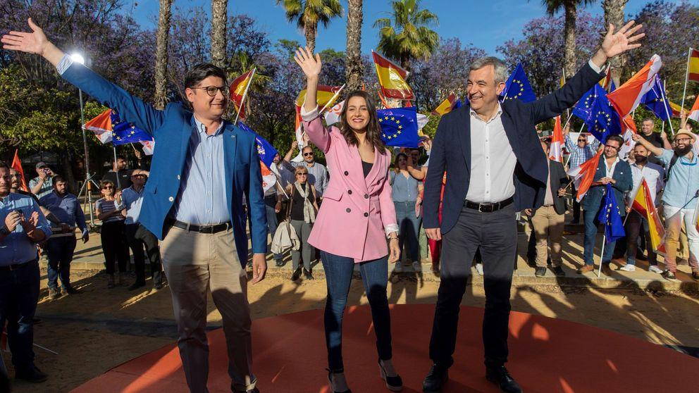 Cs ofrece para los PGE su influencia en Bruselas y avisa de la deslealtad de ERC