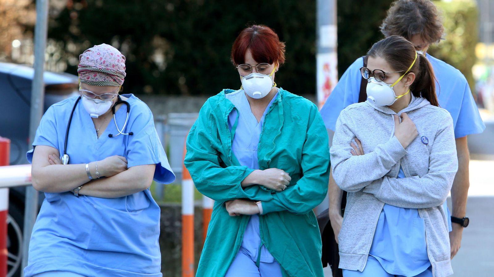 Vuelta Del Coronavirus A Espana Asi Es Como Se Trata En Los