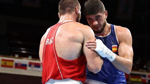 Tokio, en directo   No habrá medalla para Jalidov: noqueado en el tercer asalto