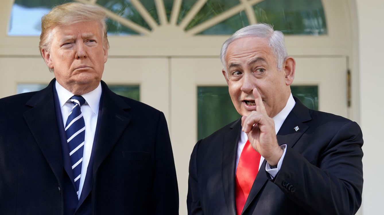 Trump propone nuevo 'plan de paz': Estado palestino con capital en Jerusalén Este