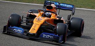 Post de Carlos Sainz, ¿contento con un 14º en China? McLaren se la juega para la carrera