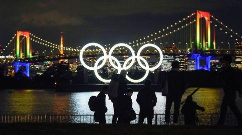 Reinstalados los anillos olímpicos en Tokio y exposición de Katja Aufleger: el día en fotos