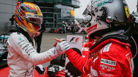 Por qué el 'culogordo' de Mercedes está sufriendo con un Ferrari de pasarela