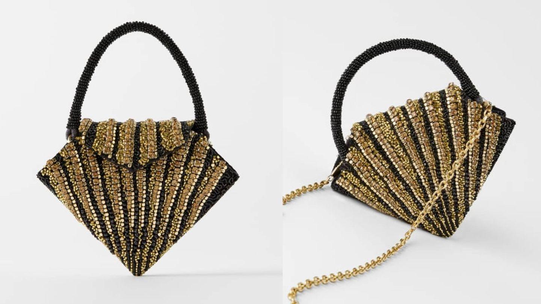 Este diseño forma parte de la 'Blue Colection' de Zara. (Cortesía)