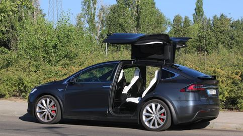 Tesla Model X, la gran revolución del automóvil que llega de Estados Unidos