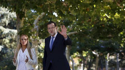 Rajoy, Rivera, Aguirre y otros políticos se vuelcan con la oposición venezolana