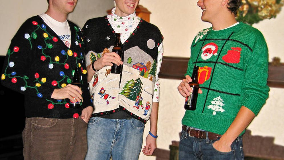Foto: Jersey de Navidad (TheUglySweaterShop.com)